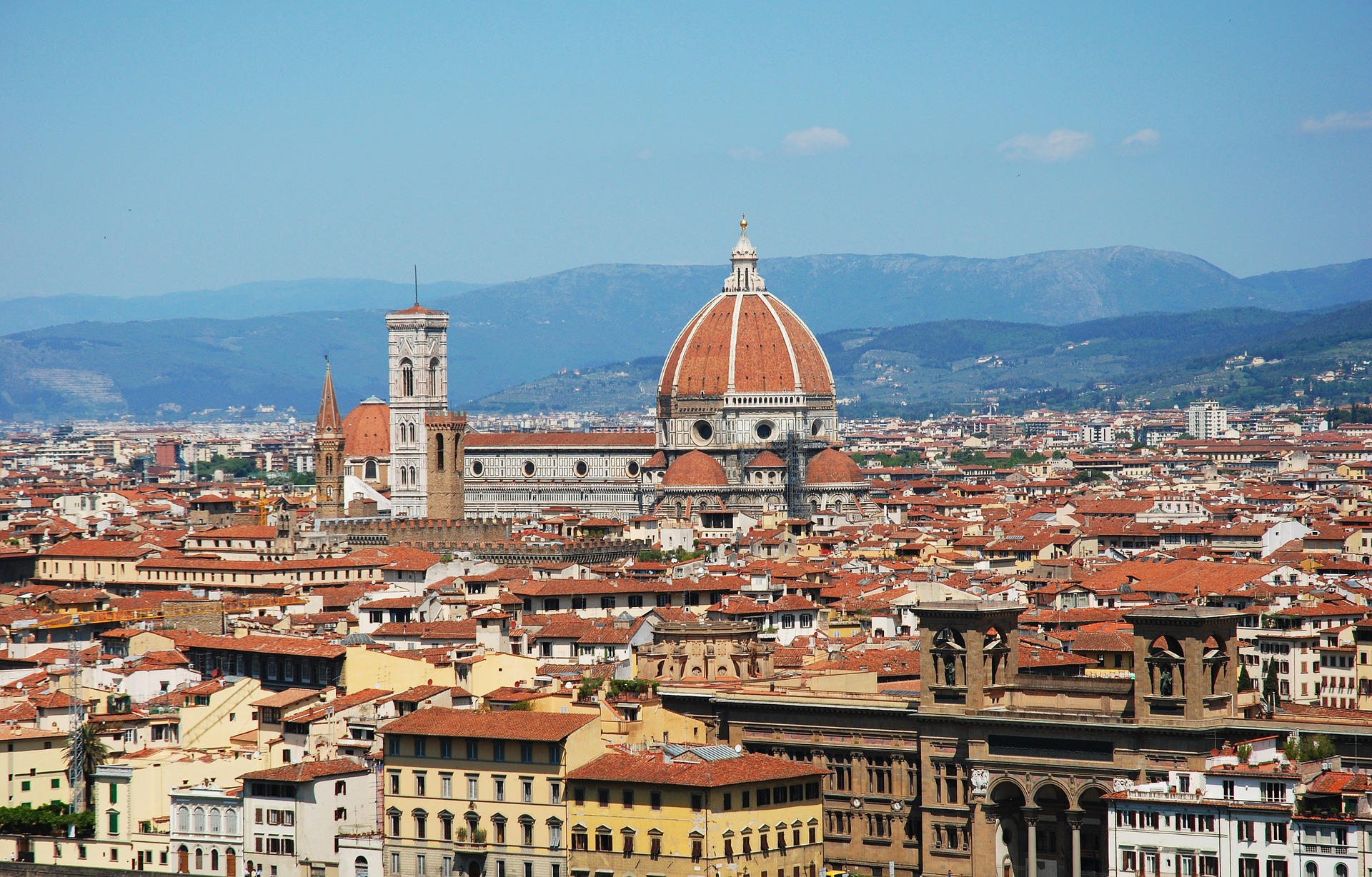 The Best Rooftop Restaurants With A View In Florence