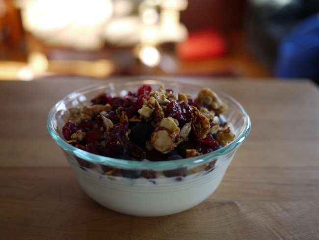 Granola and Yogurt | © Rebecca Siegel/Flickr