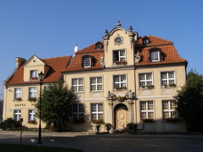 Podewills Hotel | © Andrzeja Otrębskiego/WikiCommons
