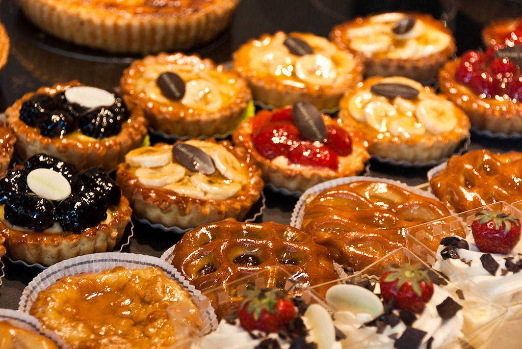 Pastries | © David Blaikie/Flickr