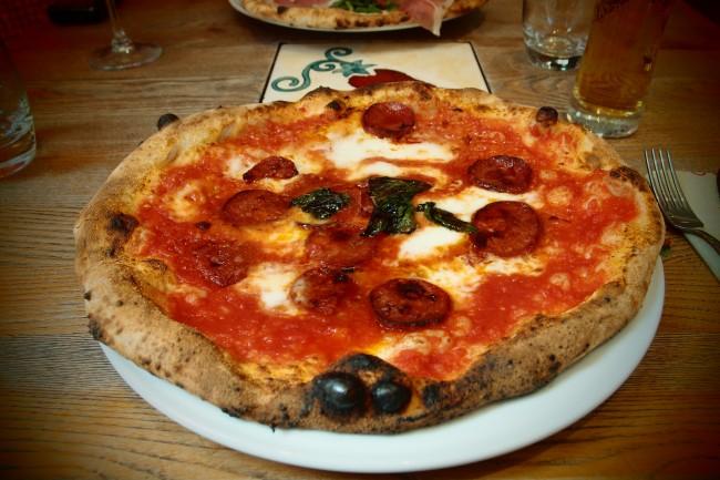 Pomodoro pizza | © Graeme Maclean/Flickr