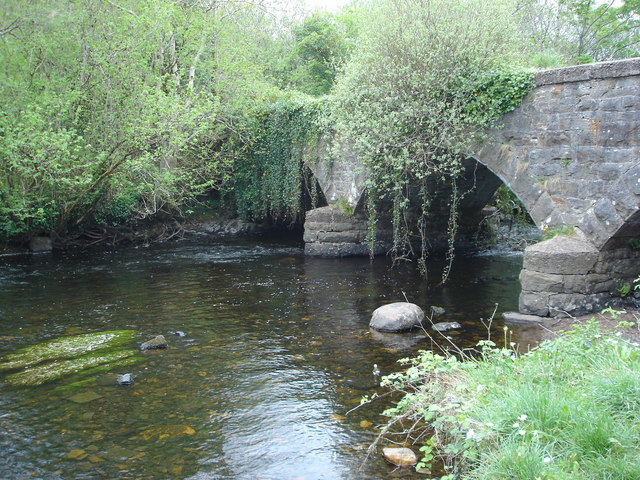 River Eske, Donegal |© Wikimedia Commons
