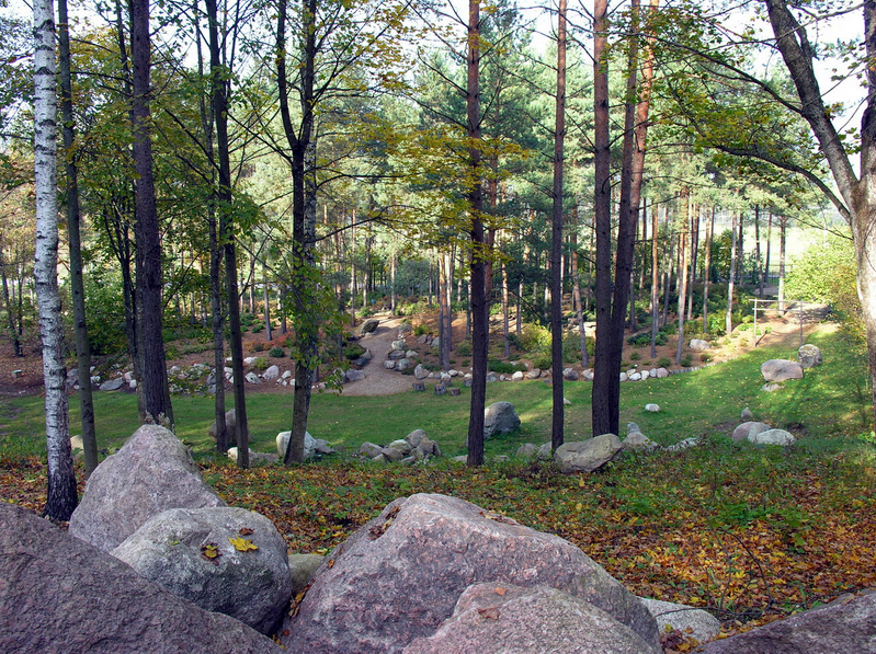Vilnius University Botanical Gardens ©Algirdas/Wikimedia Commons