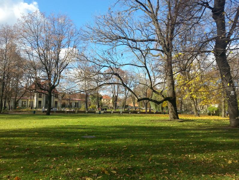 Bernardine Park ©Pofka/Wikimedia Commons
