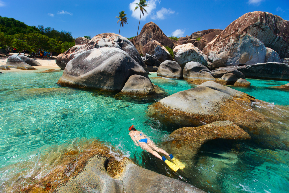 Where To Go In Us Virgin Islands