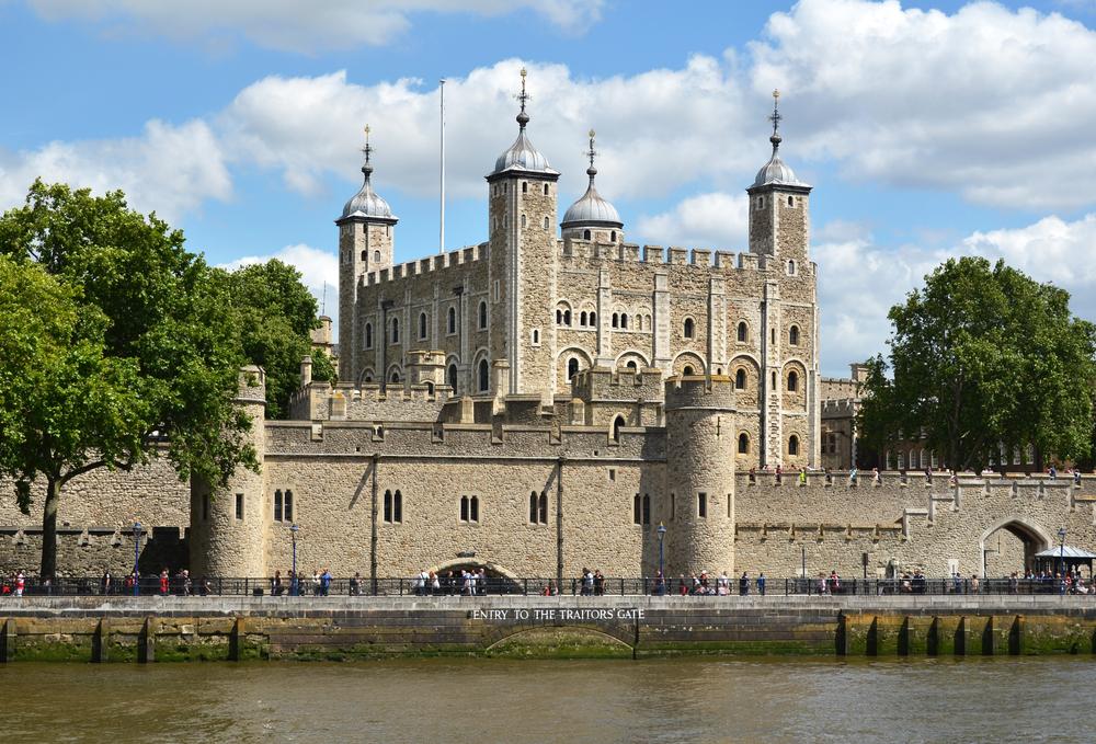 Tower of London | © Alexander Chaikin/Shutterstock
