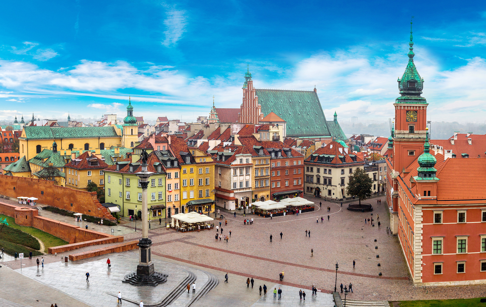 The Top 10 Things To See And Do In Old Town Warsaw