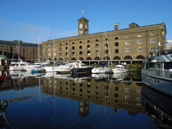 St Katherine's Dock | © Steve Cadman/Flickr
