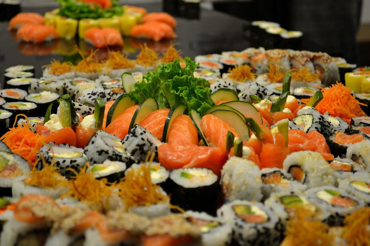 sushi buffet oslo