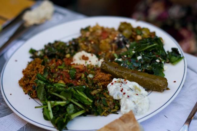 Turkish Food © Chad Skeers /Flickr