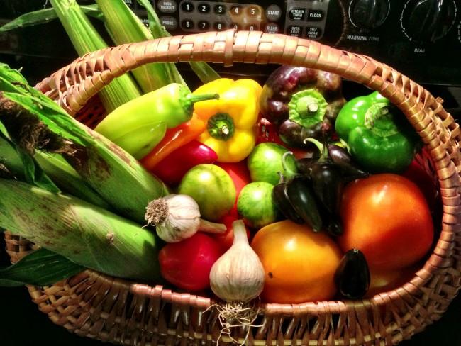 Fresh vegetables | © F Delventhal/Flickr