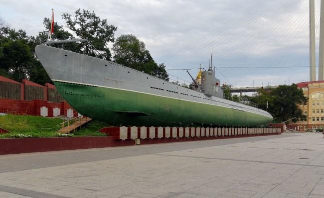 Vladivostok Submarine S-56 | © Alexxx1979/WikiCommons