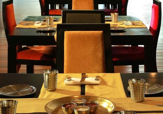 Chutney's | © Courtesy of Cinnamon Grand Hotel