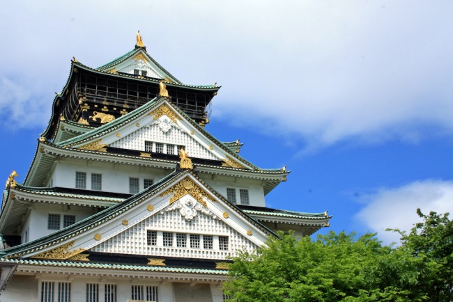 Osaka Castle |© DavideGorla/Flickr