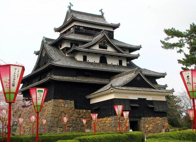 Matsue Castle | © Bernard Gagnon/WikiCommons