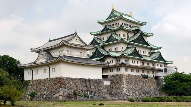 Nagoya Castle |© Base64 edit by Noodle snacks/WikiCommons