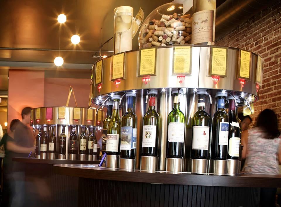 Splash Wine Lounge | Courtesy of Splash Wine Lounge