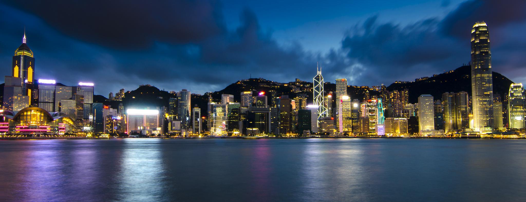 Hong Kong Harbour | © Jaafar Alnasser/Flickr