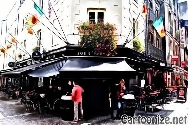 John McByrne Irish Pub | Courtesty of John McByrne Irish Pub