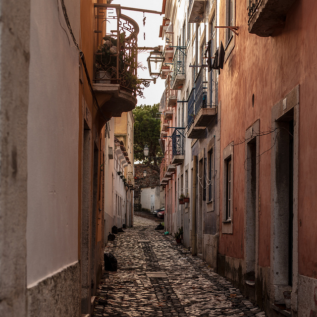 Streets of Alfama | © Tobias Abel/Flickr