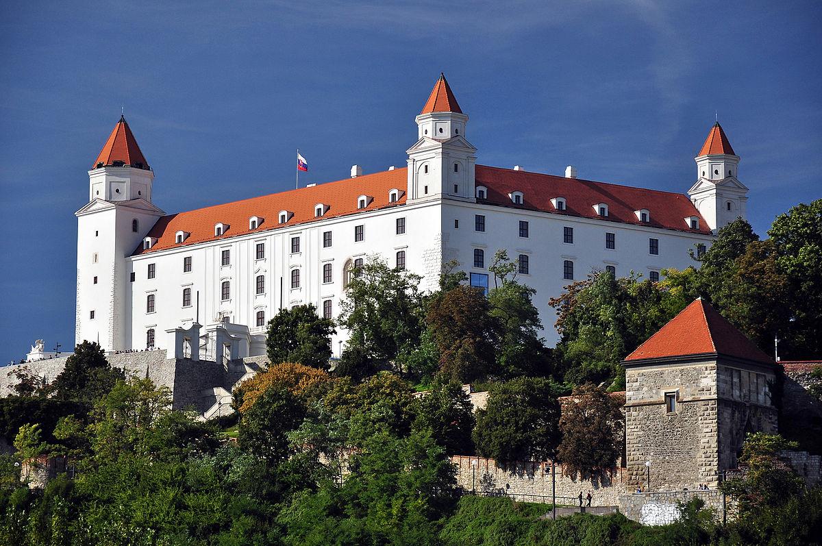 Bratislava Castle   © Lmih/WikiCommons