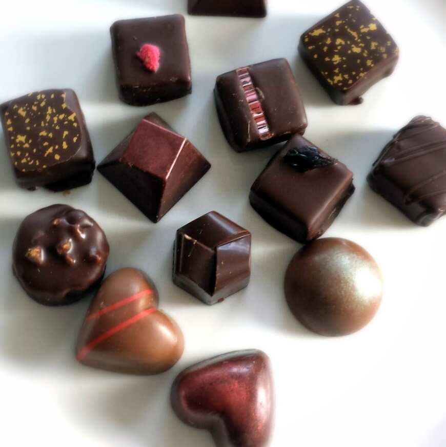 Chocolates from the Winchester Cocoa Co | © Dominic Lockyer/Flickr