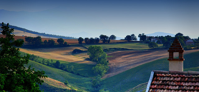 Le Marche | © Eric Huybrechts/Flickr