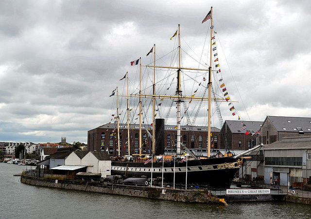 SS Great Britain | © Robert Pittman/Flickr