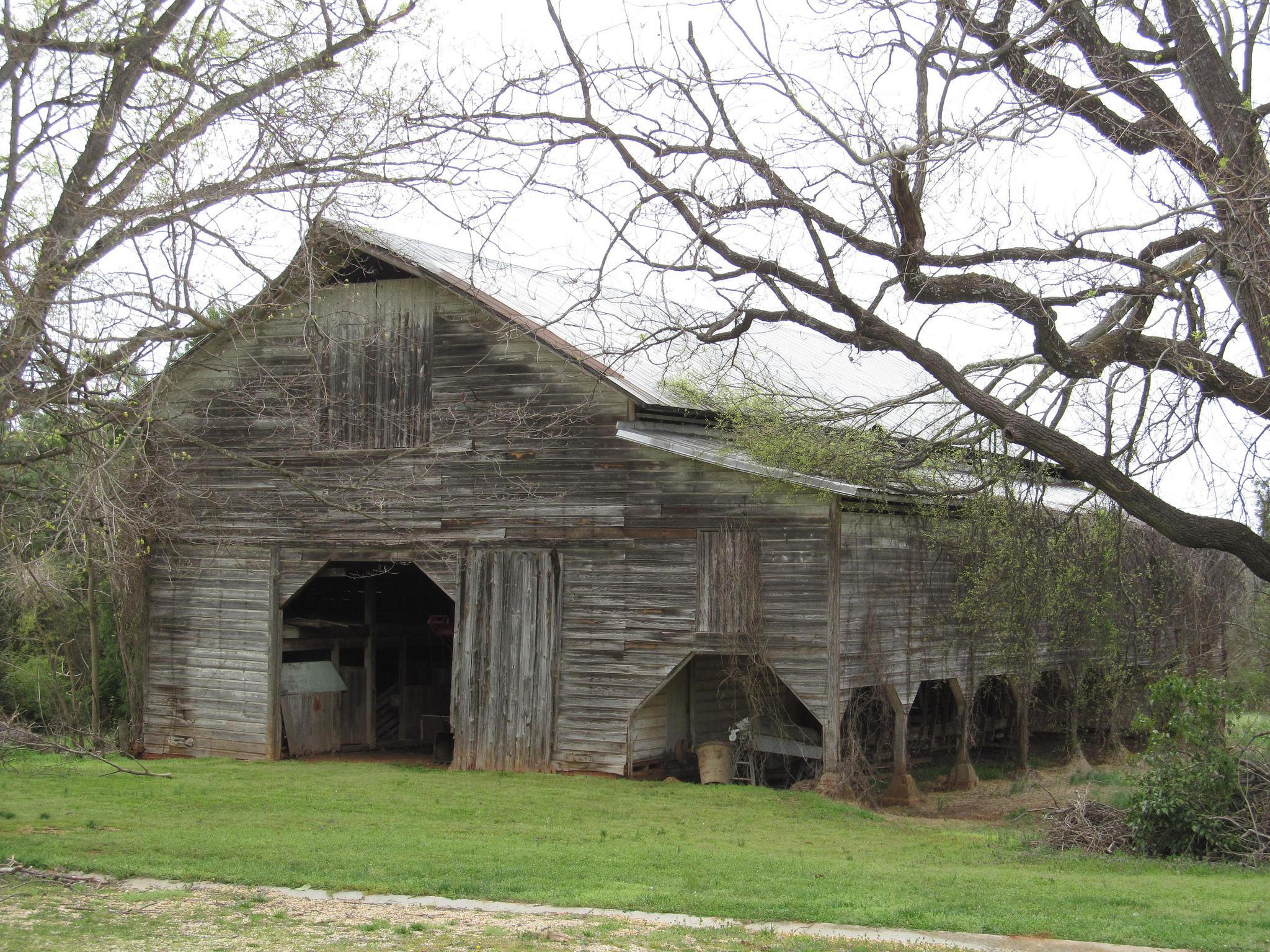 Oak Grove Plantation, Burlington, NC | © Doug Kerr/Flickr