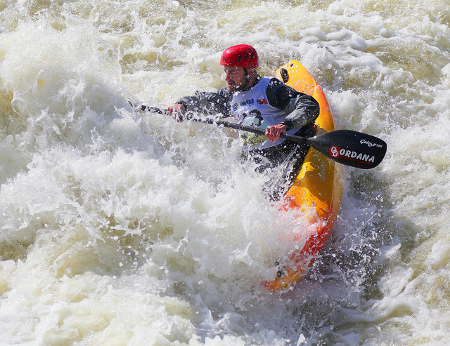 Kayak | © Vladimir Pustovit/Flickr