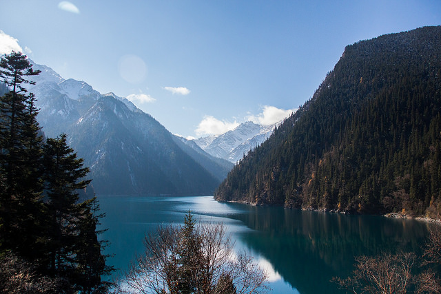 Sichuan landscape I © Brandon S/Flickr