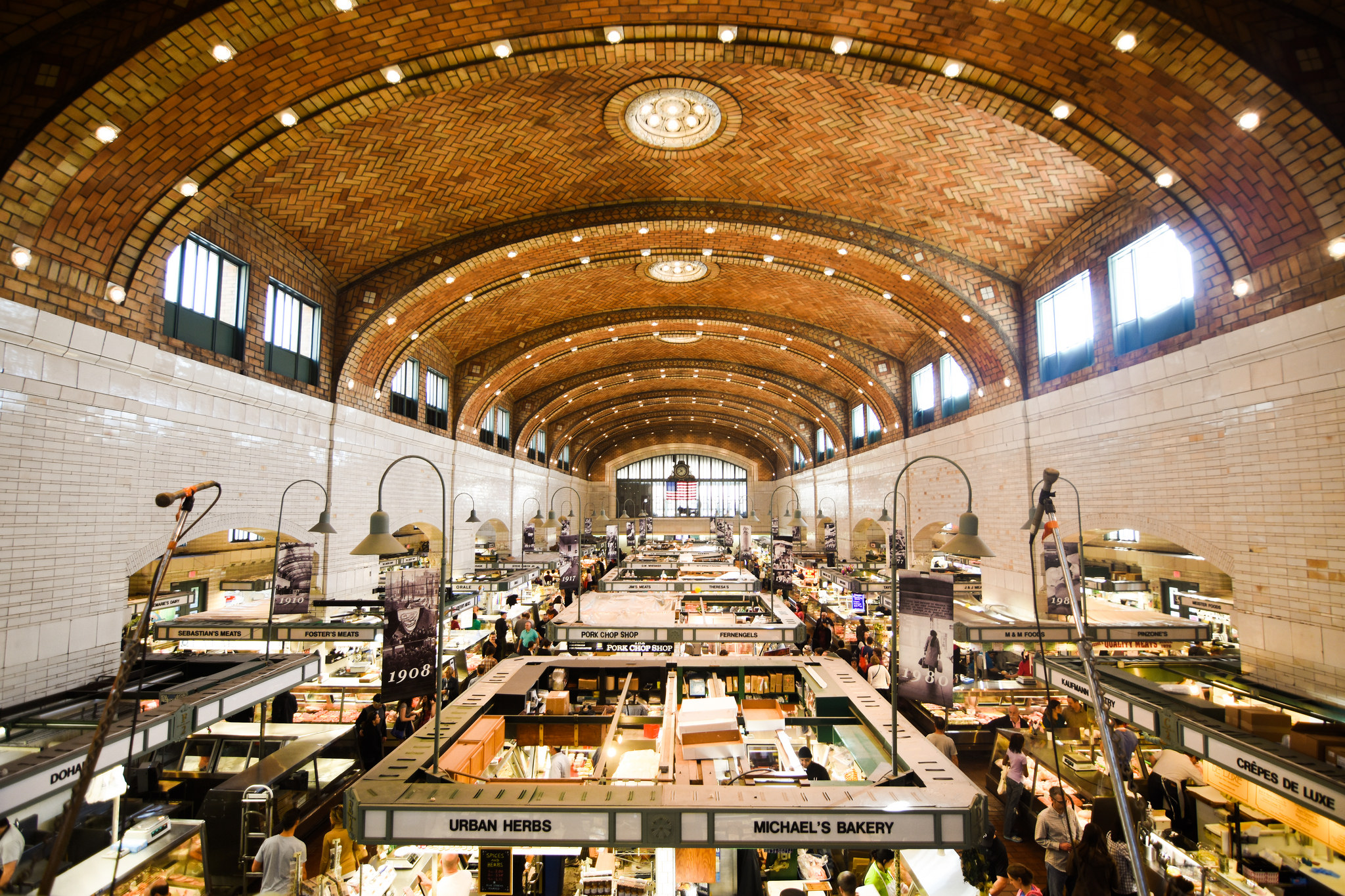 West Side Market | © Erik Drost/Flickr