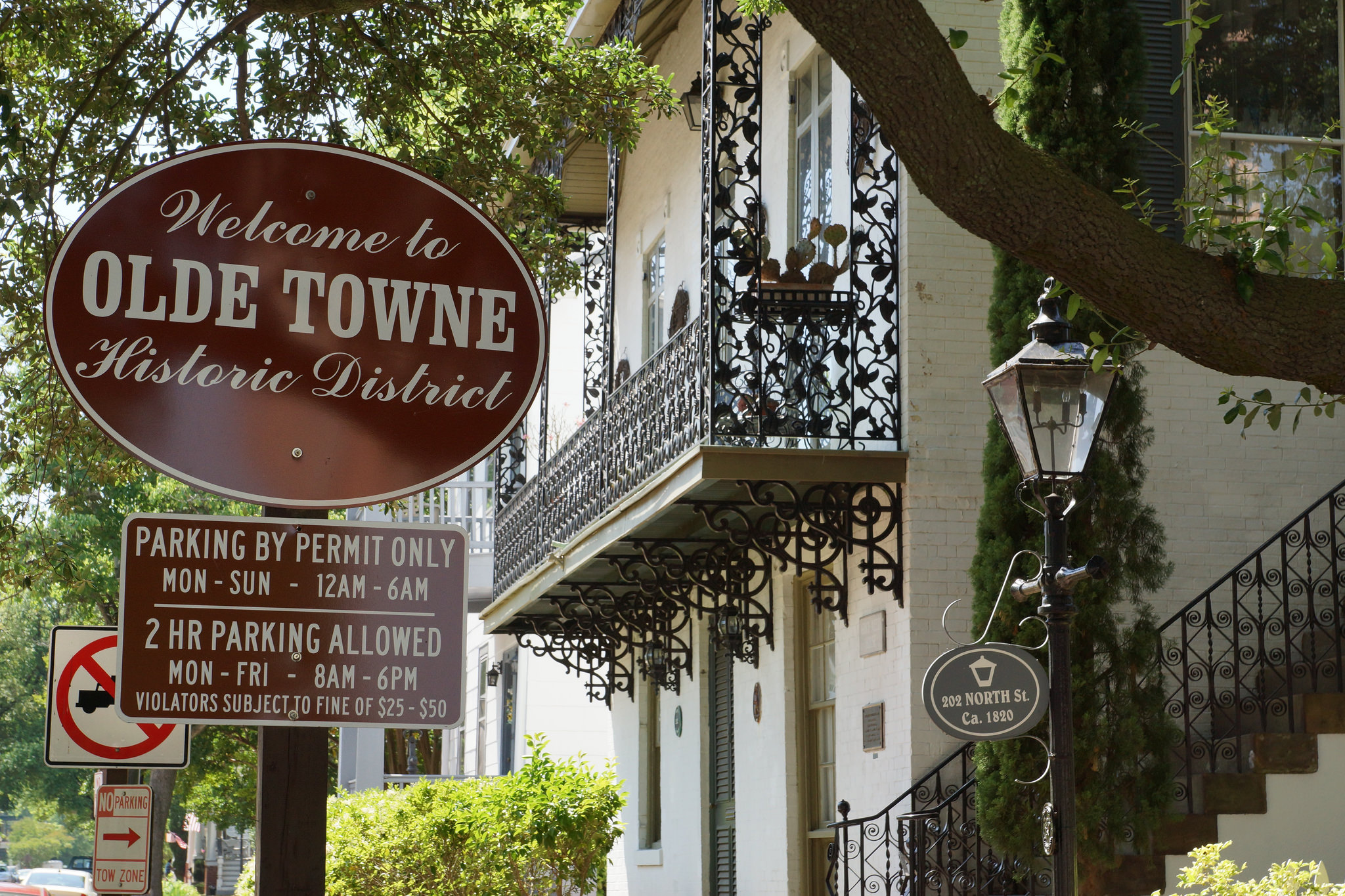 Olde Towne Historic District in Portsmouth | © Michael A. Herzog/Flickr