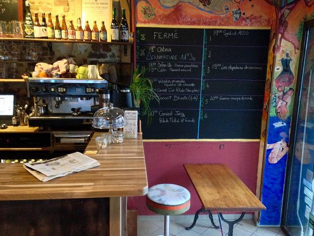 Le Café Citoyen interior | © DamienPollet/Flickr
