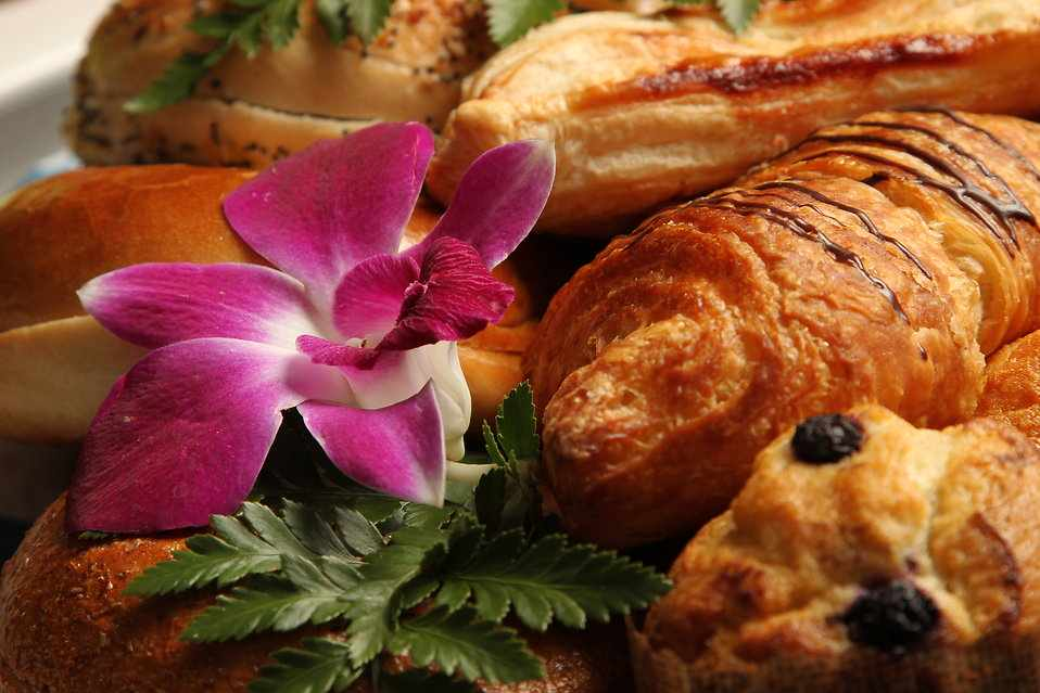 Assortment of bread and pastries| ©Daniel Sone/Wikicommons