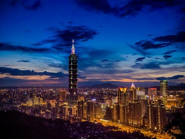 Taipei 101   © 中岑 范姜/Flickr