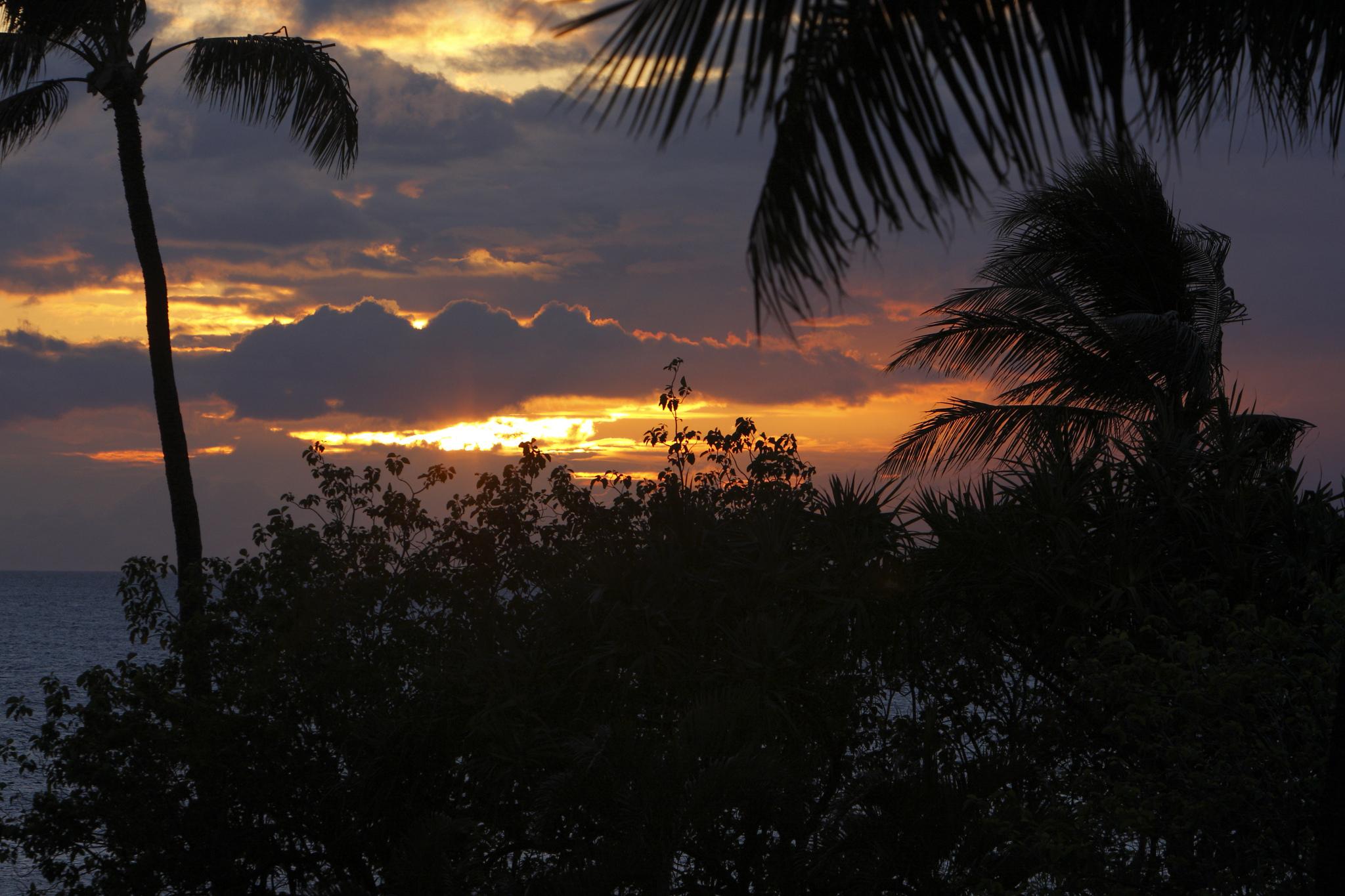 Ka'anapali Sunset | © Alan Moore/Flickr
