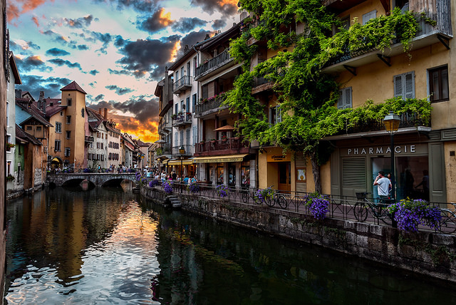 the top 5 hotels in annecy france. Black Bedroom Furniture Sets. Home Design Ideas