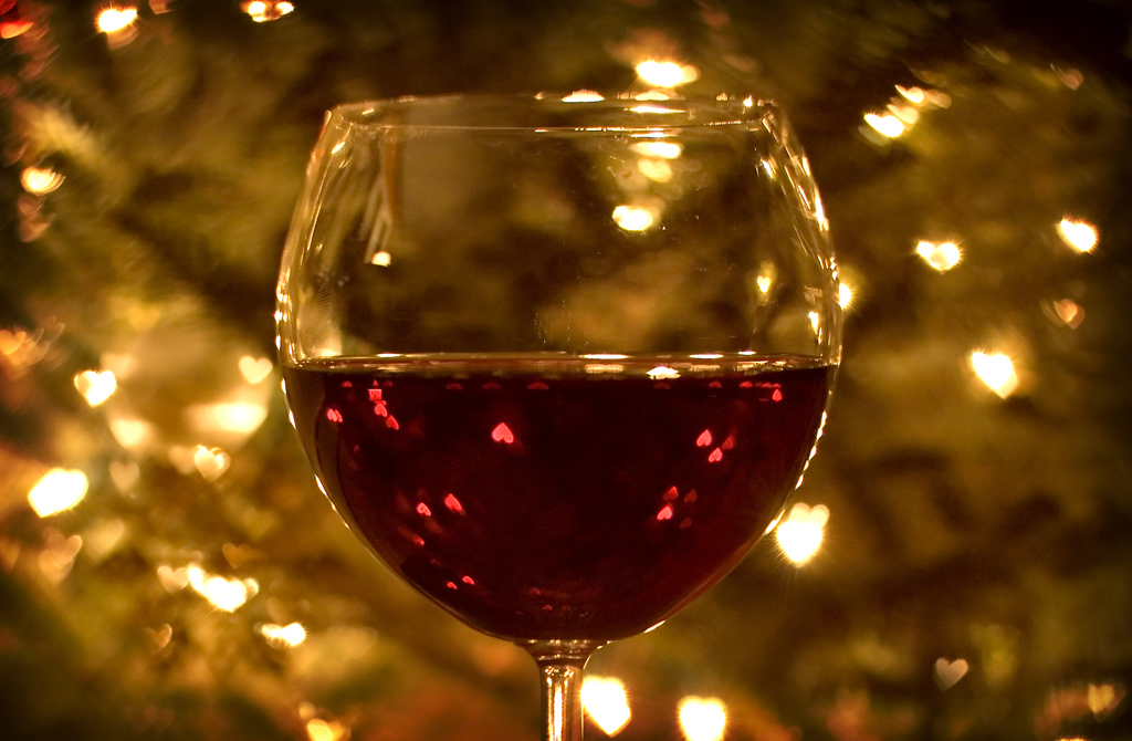 Red wine | © Heather Katsoulis/Flickr