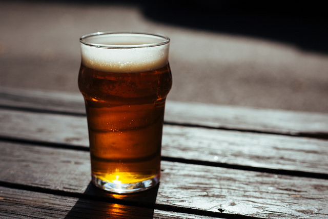 Glass Cup of Beer | © Image Catalog/ Flickr