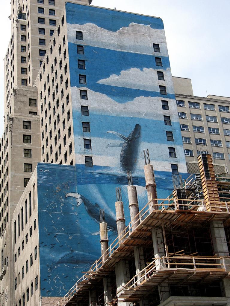 Whaling Wall | © Dan/Flickr