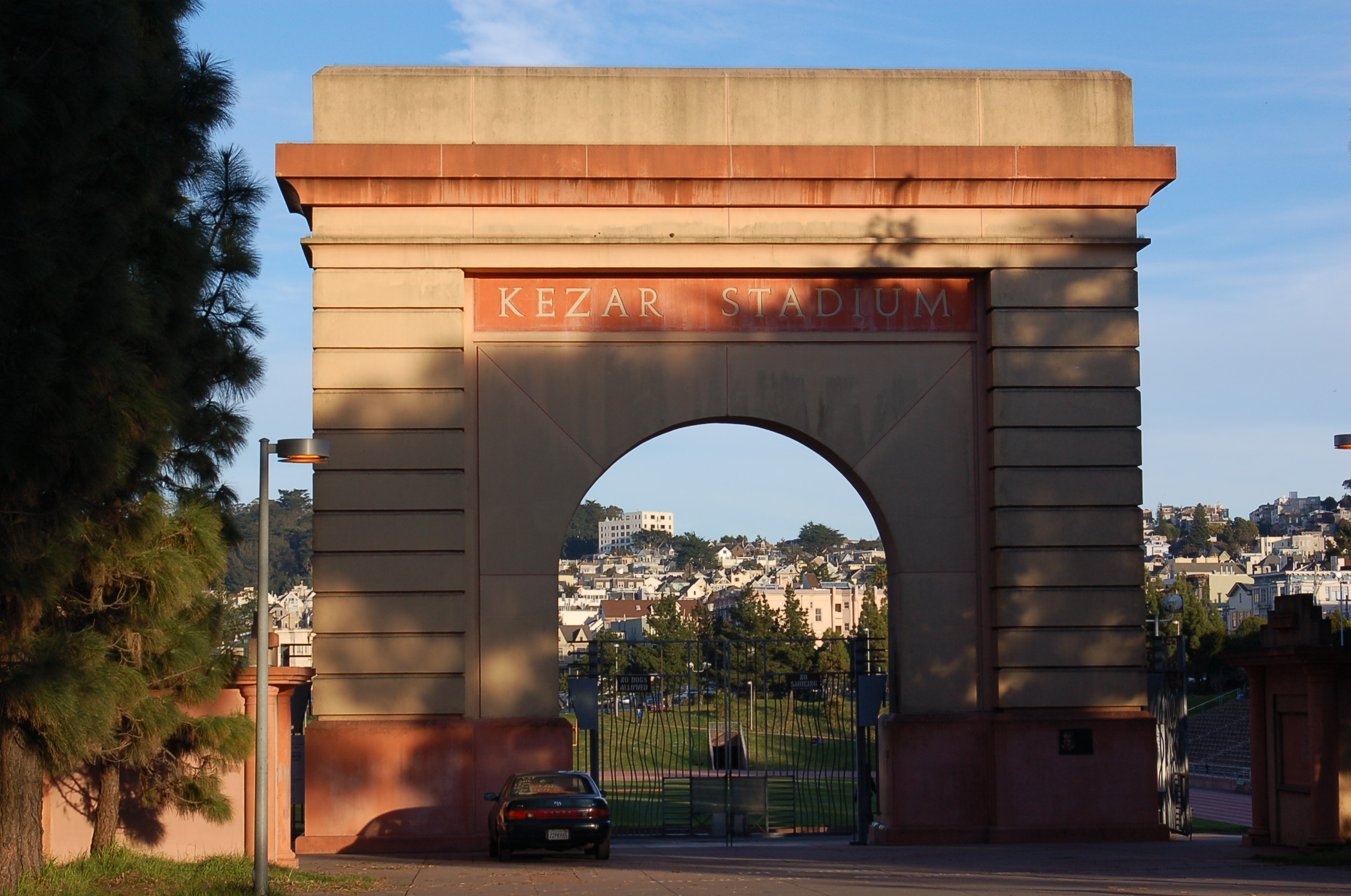 Kezar Stadium © Ashleigh Nushawg/flickr