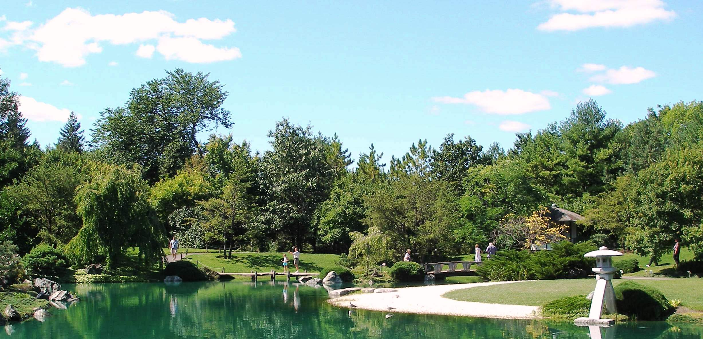 Montreal Botanical Gardens| © rlonpine/Flickr