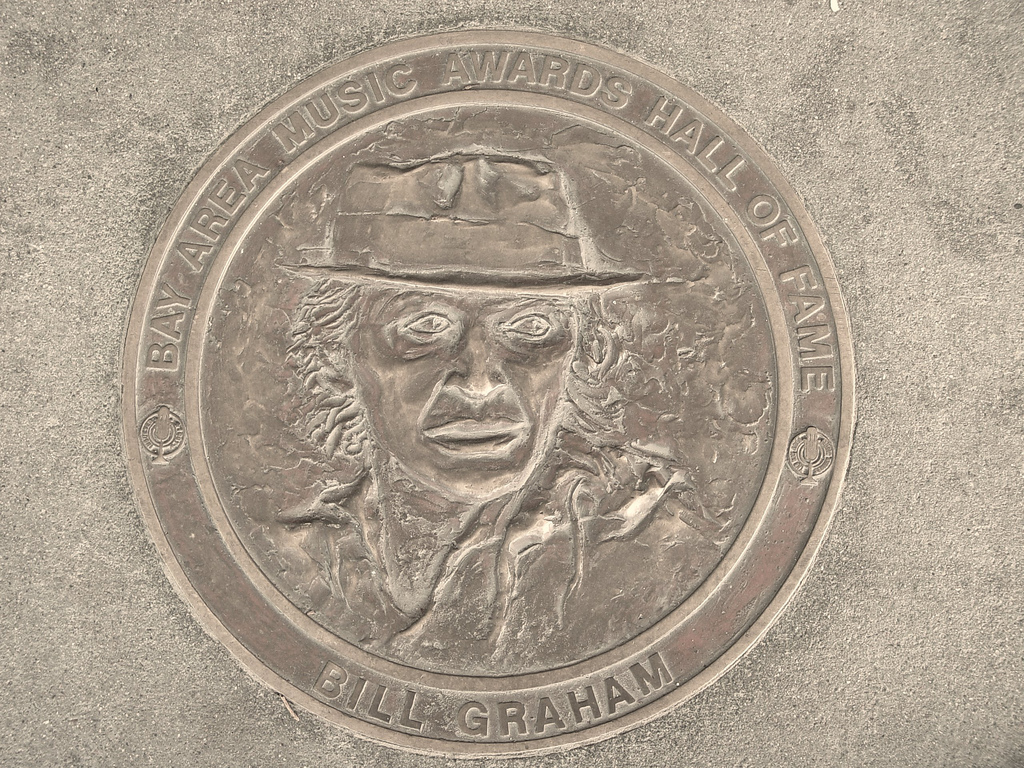 Bill Graham Memorial © Franco Folini/ flickr