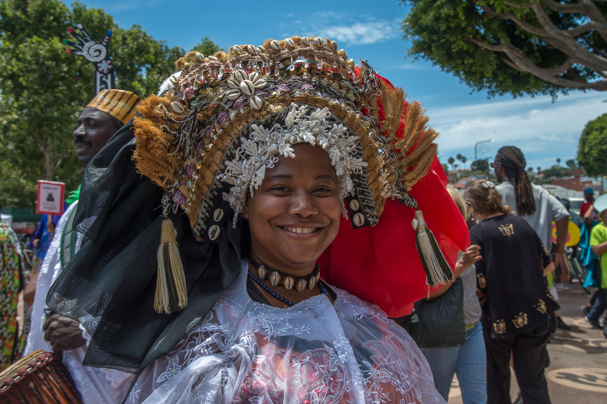 Day of the Ancestors Found LA event 2015. Courtesy of Karen Mack.