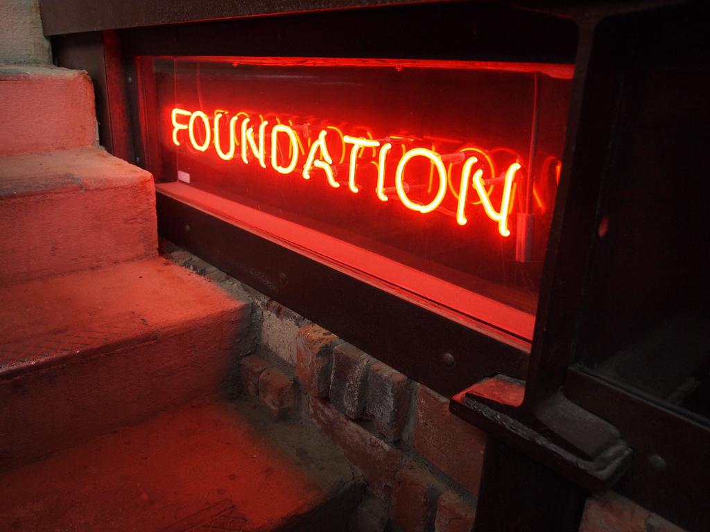 The Foundation Bar   © Lauren Polinsky/Flickr
