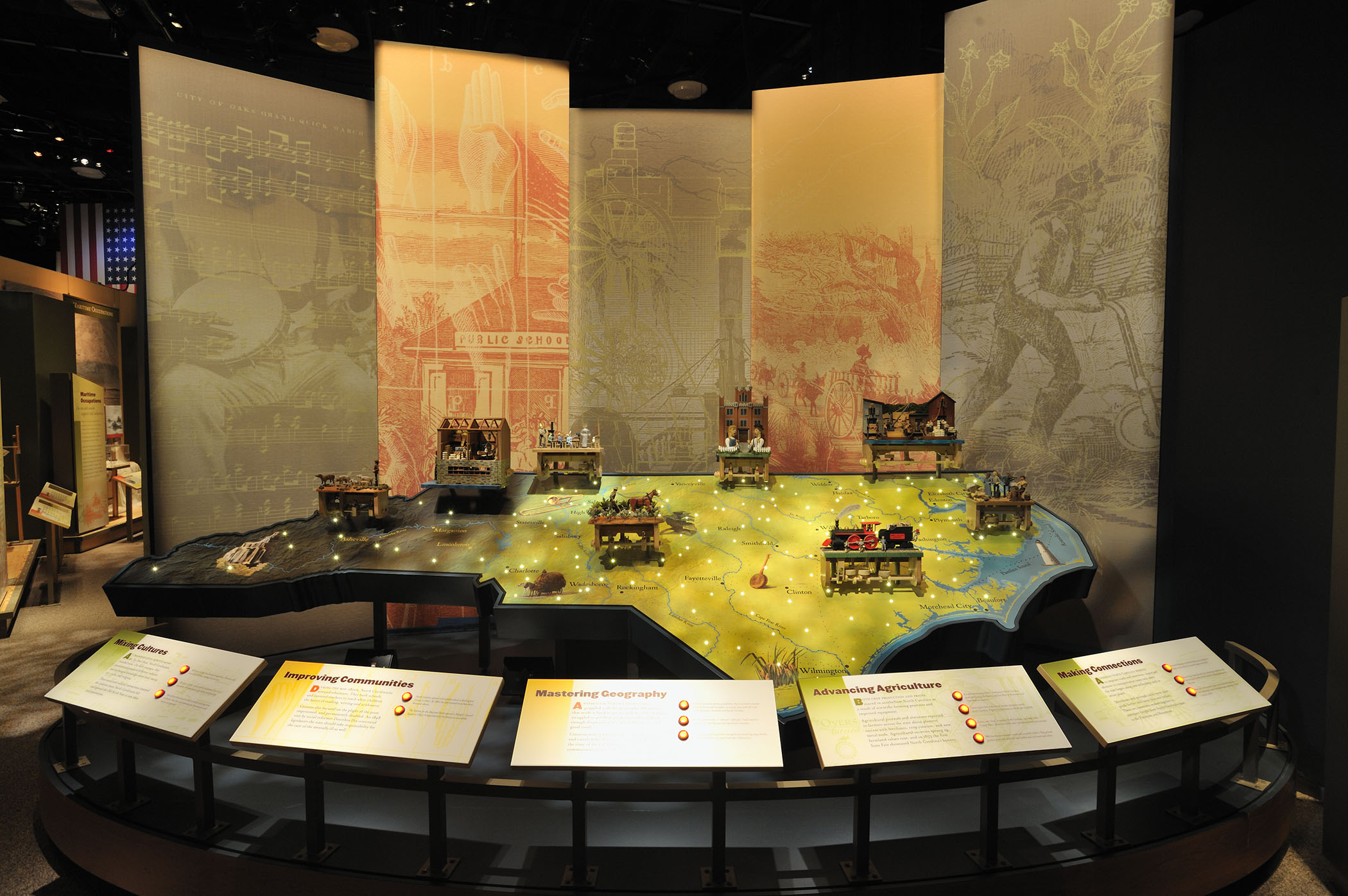 The Story of NC   Courtesy of NC Museum of History