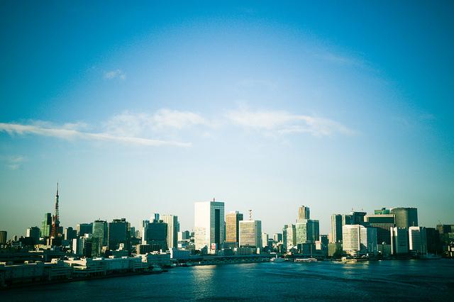 Tokyo I © Nonaka Oikawa/Flickr