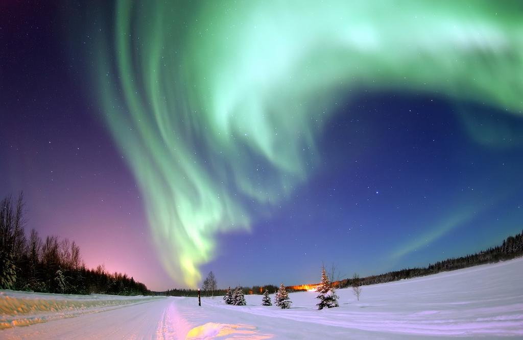 Northern Lights | © Beverly & Pack/Flickr