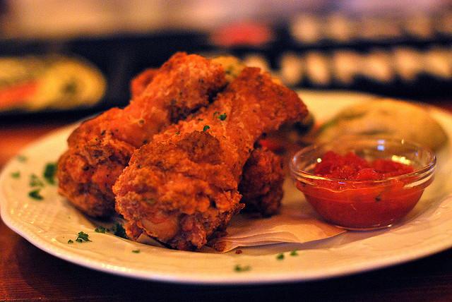 Tandoori Chicken | © Yumi Kimura/ Flickr